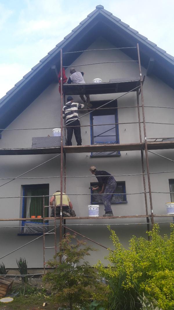 ocieplenie budynków Bielsko-Biała